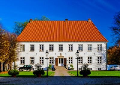 Herrenhaus Frontseite