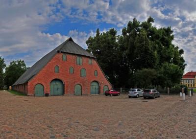 Kuhhaus 1730