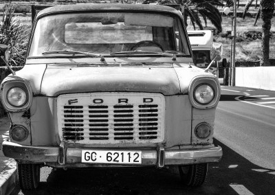 Ford Transit MK 1 Bj. 1965