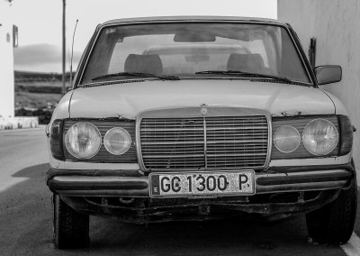 Mercedes Typ W123, Bj. 1976
