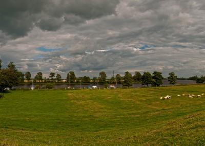 Hennstedter Angelverein von 25779 Hennstedt  Am Drager Moor in dieser Biegung hat der Verein seinen Sitz.