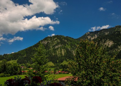Rundherum Berge