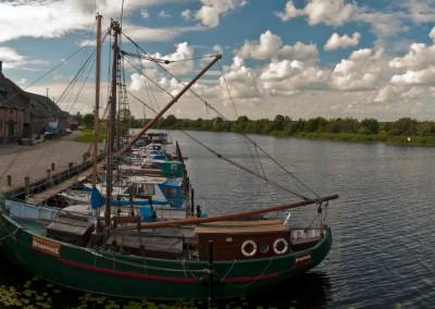 Sportboothafen in 25794 Pahlen