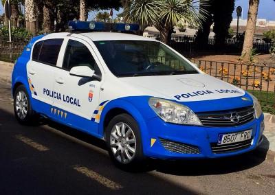 Policia Local - Opel Astra
