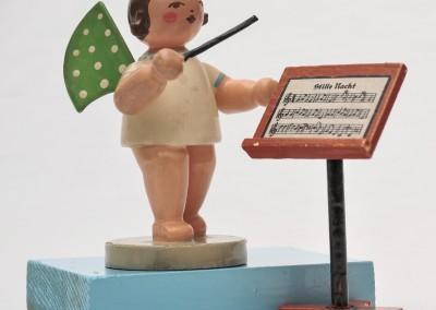 Dirigent & Notenständer
