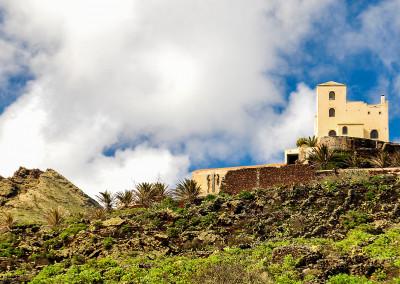 La Torrecilla bei Ye